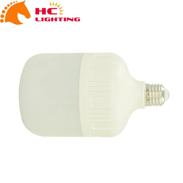 Đèn bulb trụ kín nhựa bọc nhôm