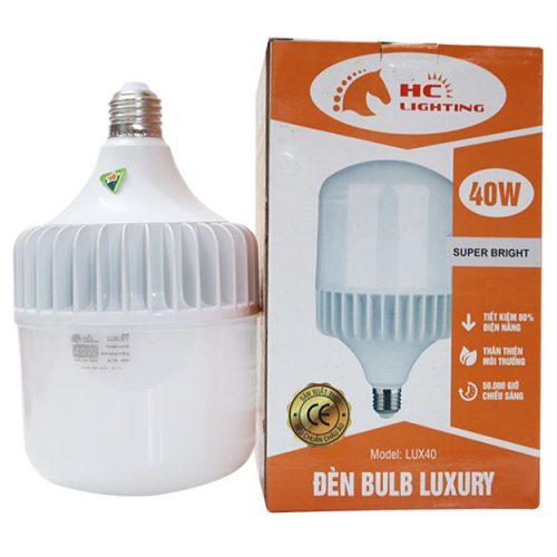 đèn bulb luxury 40w