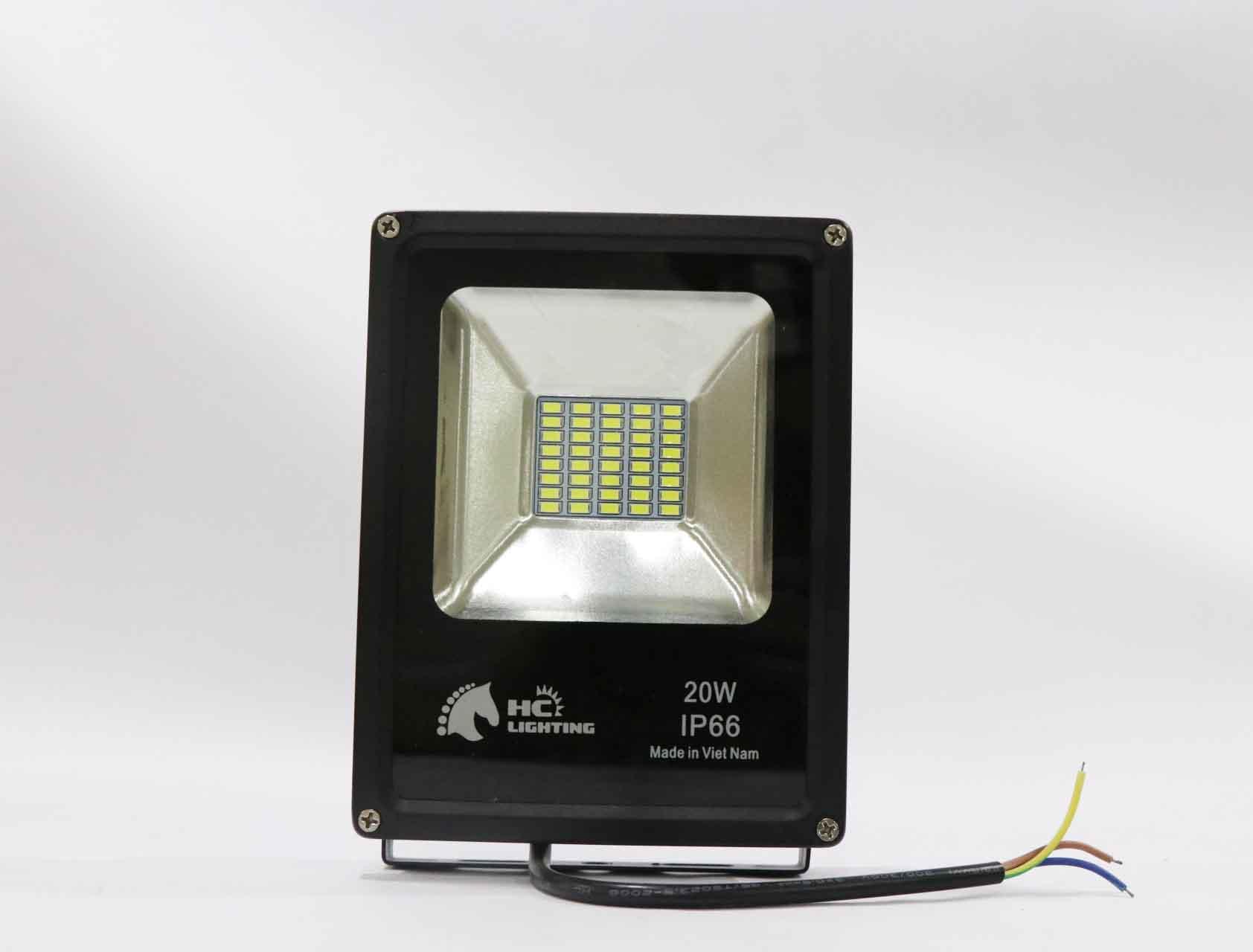 đèn pha led 20w