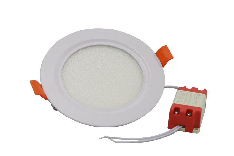 đèn âm trần siêu mỏng 9w