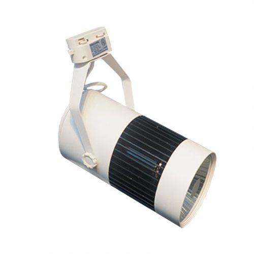 đèn rọi ray cob dạng ống bơ công suất lớn