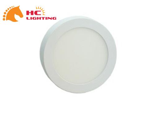 Đèn led ốp nổi tròn HC 1 màu