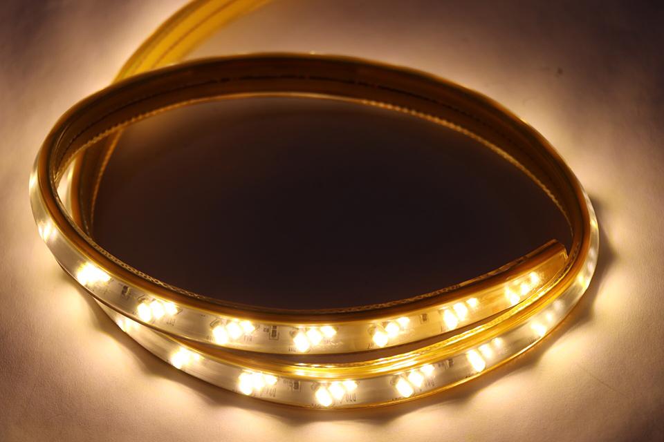 Giá đèn led dây hắt trần hiện nay là bao nhiêu
