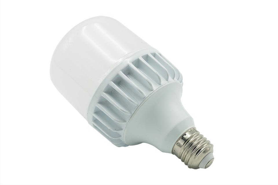 đèn bulb trụ nhôm đúc plus