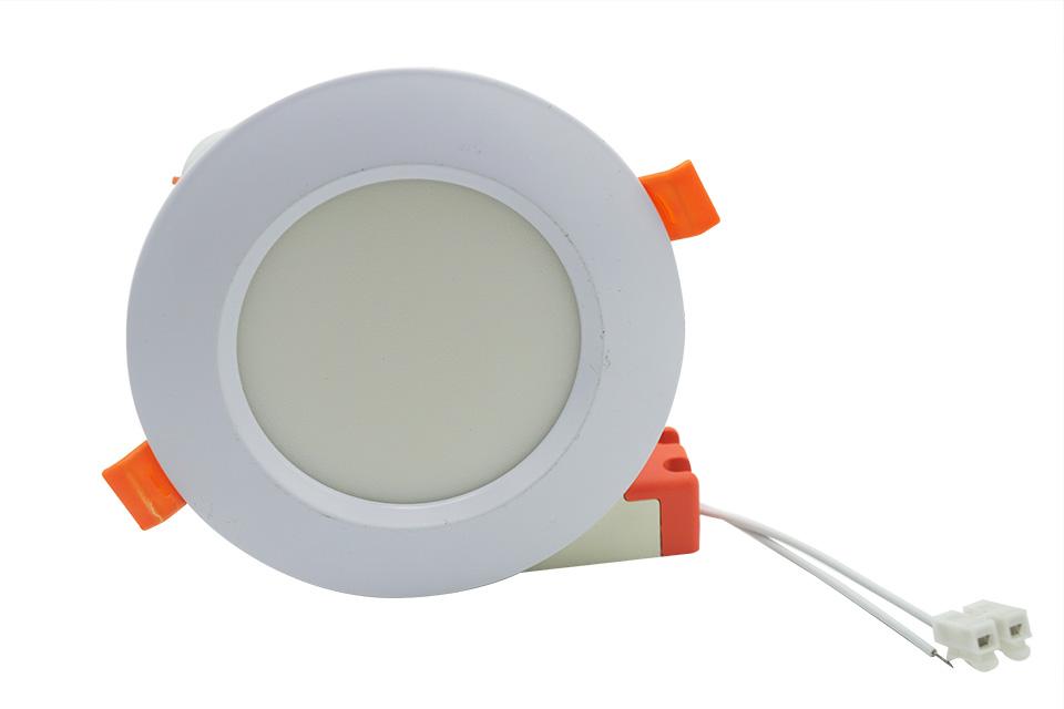 Nên dùng đèn led âm trần nào cho siêu thị