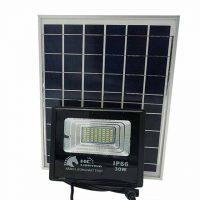 pha led năng lượng mặt trời 30w