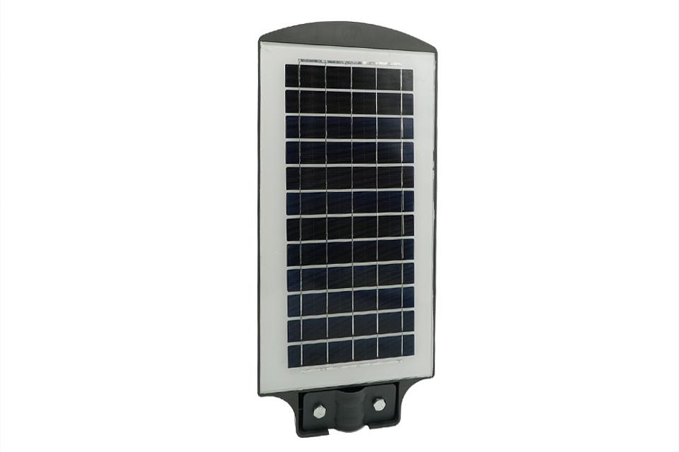 đèn đường liền pin năng lượng mặt trời 60w