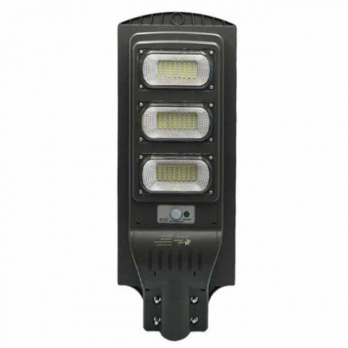 đèn đường liền pin năng lượng mặt trời 90w
