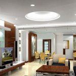 Tại sao đèn led âm trần phòng ngủ ánh sáng vàng được lựa chọn nhiều