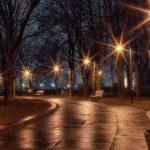 Đèn đường công viên - Giải pháp chiếu sáng xanh cho đô thị