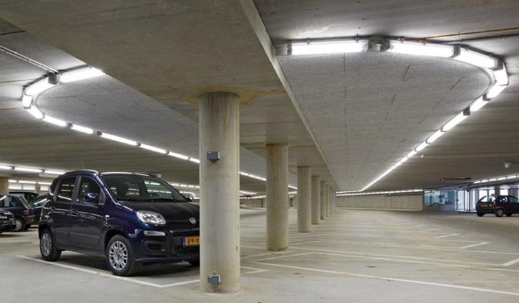 3 lý do nên sử dụng đèn led chiếu sáng cho bãi đỗ xe trong nhà