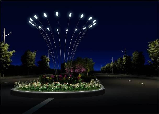Tại sao sử dụng đèn LED chiếu sáng đường phố lại được ưa chuộng và phổ biến