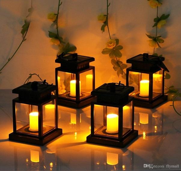 2 loại đèn trang trí ngoài trời cho không gian đẹp lung linh