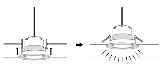 Chia sẻ cách đấu dây đèn led âm trần chuẩn nhất