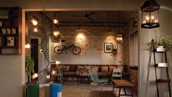 5 mẫu đèn tường trang trí quán cafe bán chạy nhất hiện nay