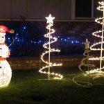 Những loại đèn led dây trang trí sân vườn đẹp lung linh