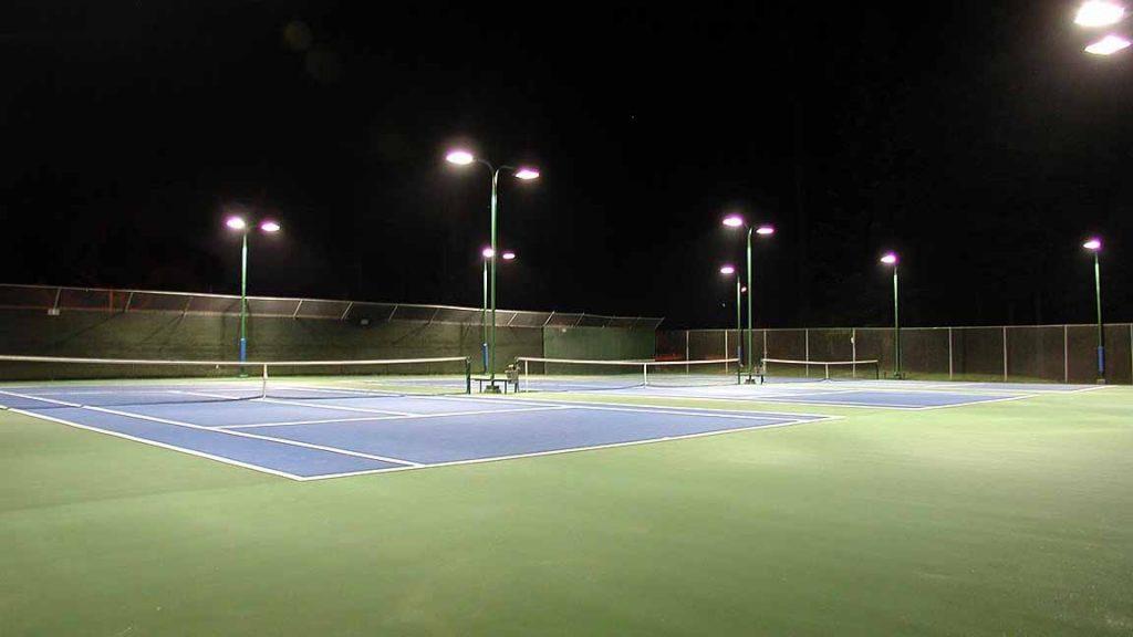 Những chiếc đèn LED chiếu sáng thể thao nổi bật hiện nay