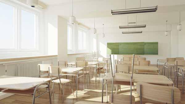 Các loại đèn led phòng học mang lại ánh sáng tốt nhất