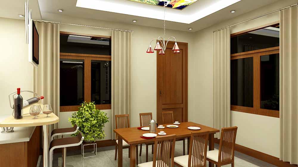 Chọn đèn LED phòng bếp, phòng ăn không thể bỏ qua 2 sản phẩm này