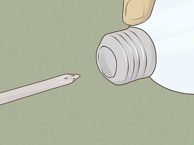 Hướng dẫn tháo bóng đèn tròn sau khi hỏng để tái sử dụng
