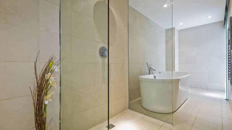 QUy định về hệ thống chiếu sáng đèn LED an toàn cho phòng tắm