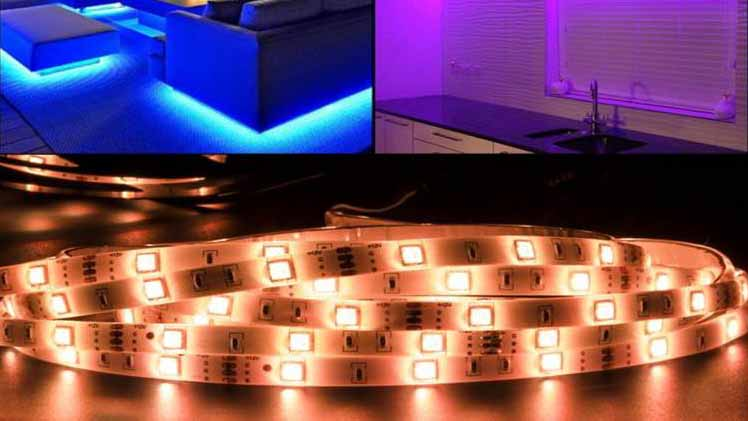 Những lưu ý khi lựa chọn đèn LED dây