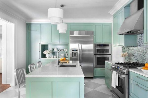 Dự đoán xu hướng thiết kế và sử dụng ánh sáng trong nhà bếp năm 2020