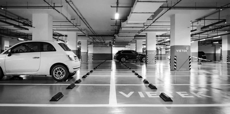 Hãy sử dụng đèn led chiếu sáng bãi gửi xe để đạt được những lợi ích to lớn hơn