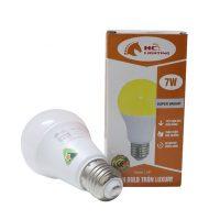đèn bulb tròn luxury 7w