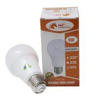 đèn bulb tròn luxury 9w